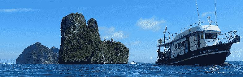 Дайвинг в Острова Пхи Пхи