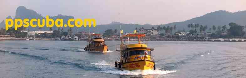 Дайвинг в Острова Пхи Пхи Phi Phi