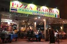 PIZZA GARDEN