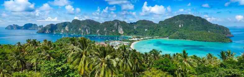 Активности в  Острова Пхи Пхи Phi Phi
