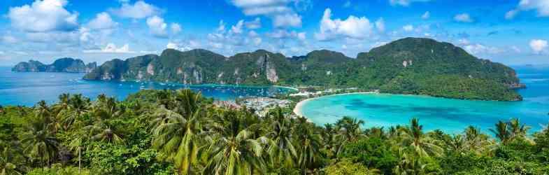 Активности в  Острова Пхи Пхи