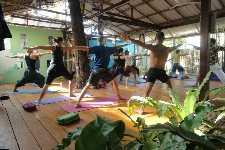 Blue Garden Yoga & Massage training