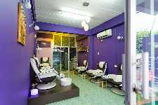 The orchid massage and nails spa