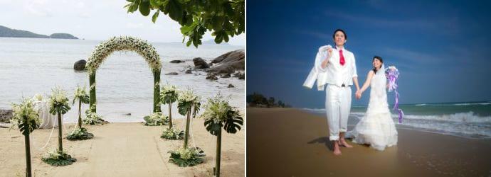 Свадьба в Ко-Пханган