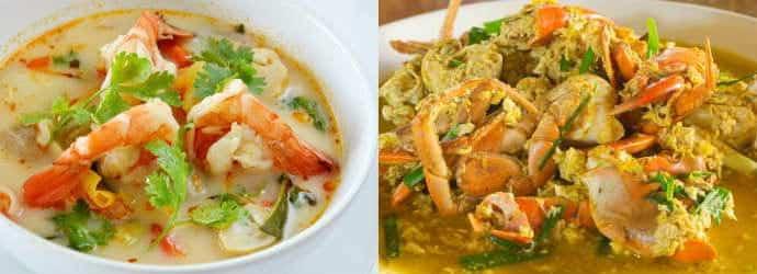 Рестораны и бары в Чиангмай