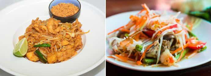 Рестораны и бары в Ко-Тао Koh Tao