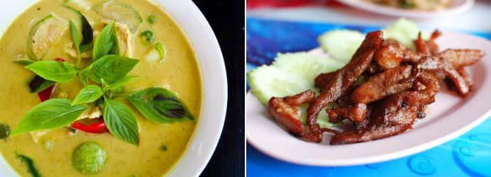 Рестораны и бары в Краби Krabi